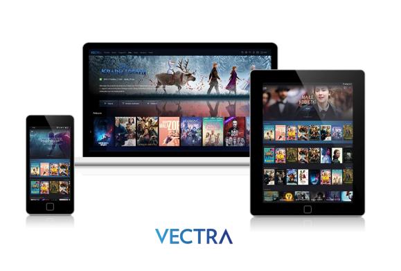 Vectra VOD - czas na start nowej usługi Tv Online