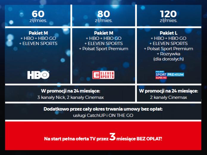 Cyfrowy Polsat promocja