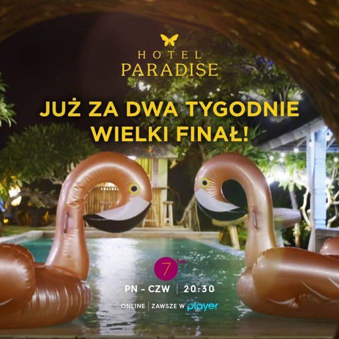 Hotel Paradise Polska - program TVN7