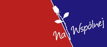 Serial Na Wspólnej (logo) emitowany w TVN i platformie Player