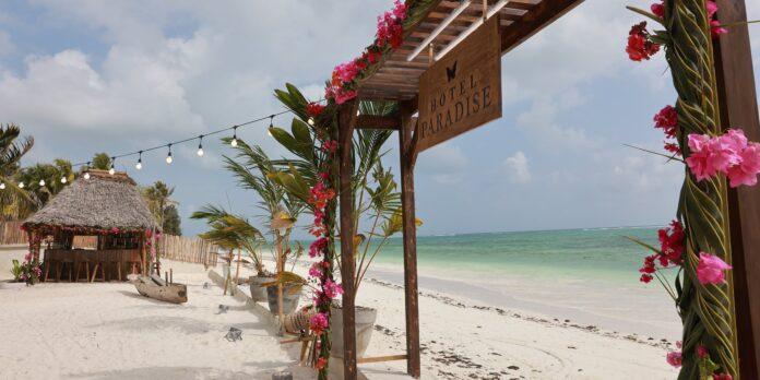Hotel Paradise 3 - pierwsze zdjęcia z rajskiego Zanzibaru!