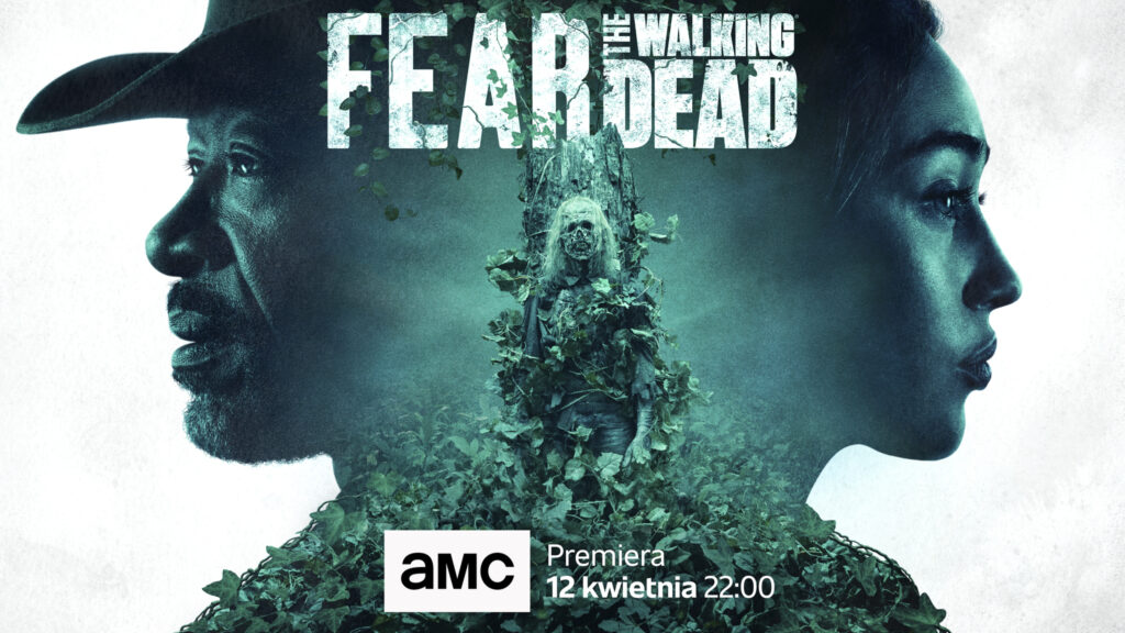 """OFICJALNY PLAKAT NADCHODZĄCEGO SEZONU """"FEAR THE WALKING DEAD"""""""