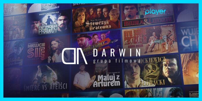 Grupa Filmowa Darwin i Player wchodzą we współpracę kontentową