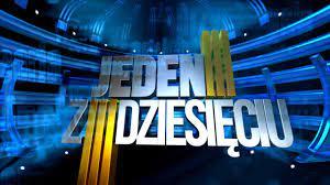 jeden z dziesięciu - Komunikat Telewizji Polskiej